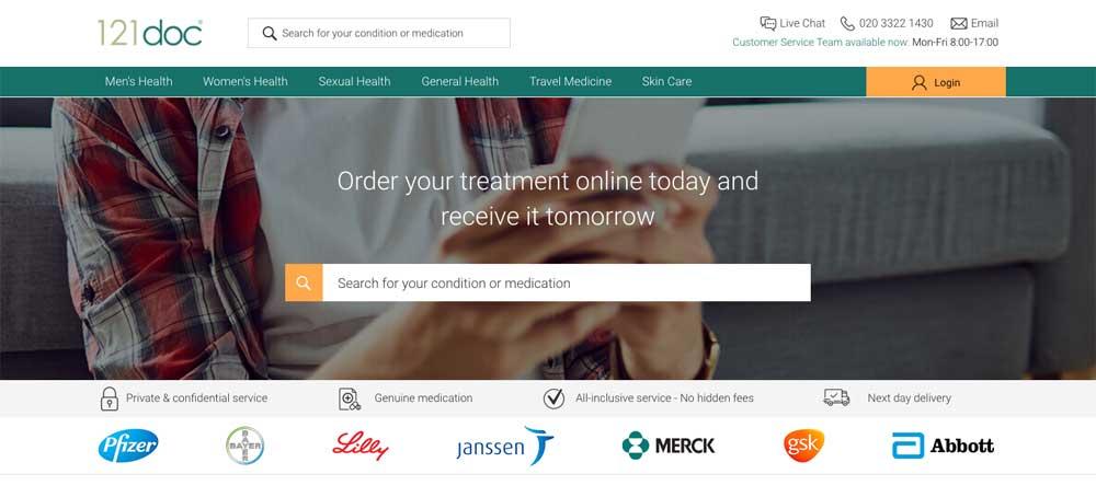 121doc online pharmacy